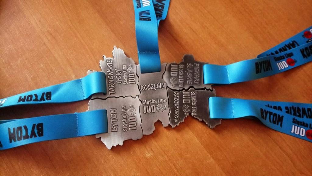 Hania medale