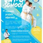 plakat jpg. Judo in Schools